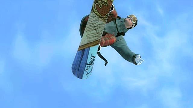 Shaun White Snowboarding Xbox 360 Trailer - Launch Trailer