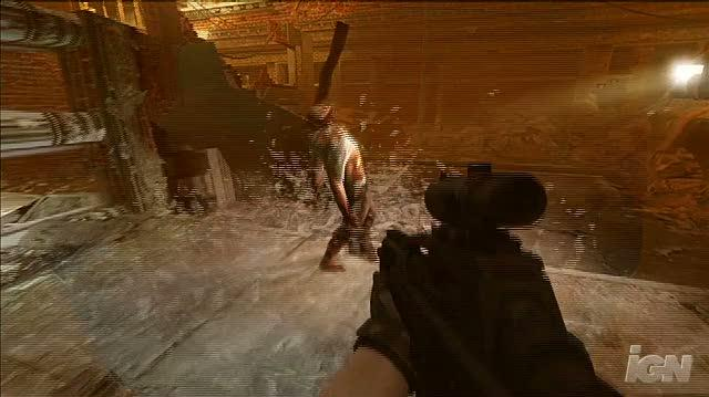 F.E.A.R. 2 Project Origin PC Games Clip-Commercial - Fear Alma Again 30 Sec spot