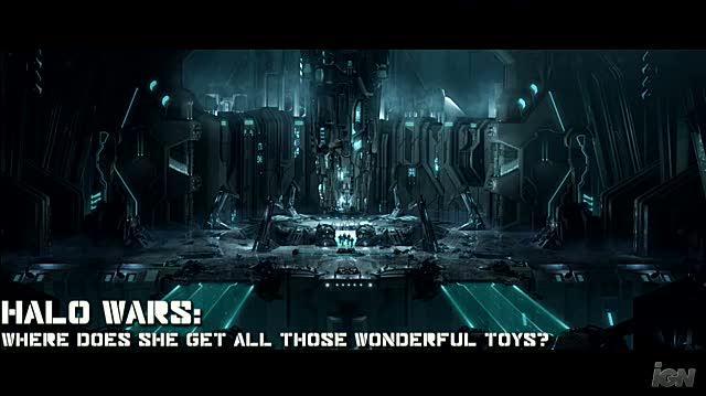 Halo Wars Xbox 360 Video - Hardcore History, Part 4 - The Future
