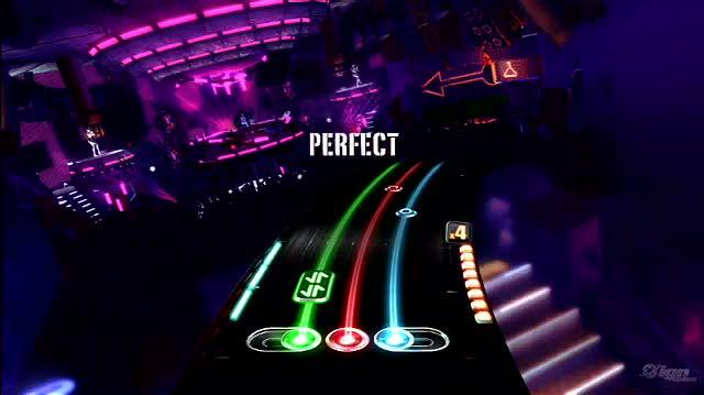 DJ Hero Xbox 360 Gameplay - Medium Difficulty Level Chuck Brown vs The Zombies