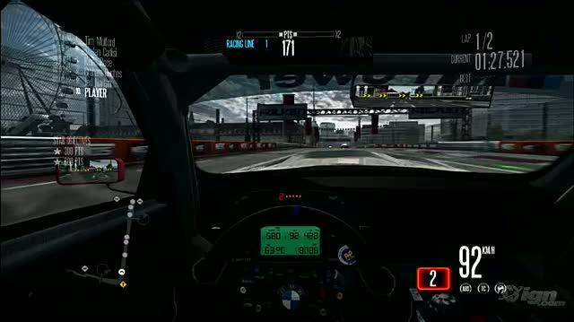 Need for Speed Shift Video - E3 2009 Need for Speed Shift Demo Part 1