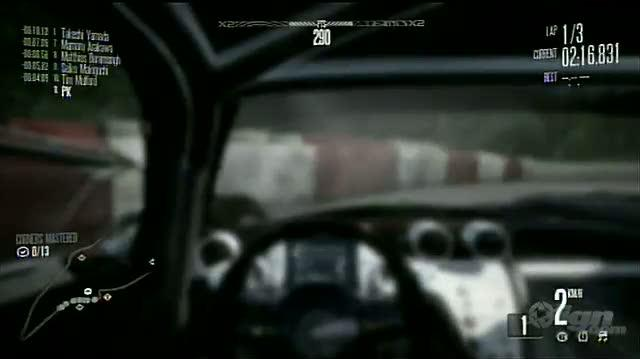 Need for Speed Shift Xbox 360 Clip-Press Conference - GC 2009 Driver Experience Demo