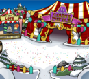 Great Puffle Circus Entrance