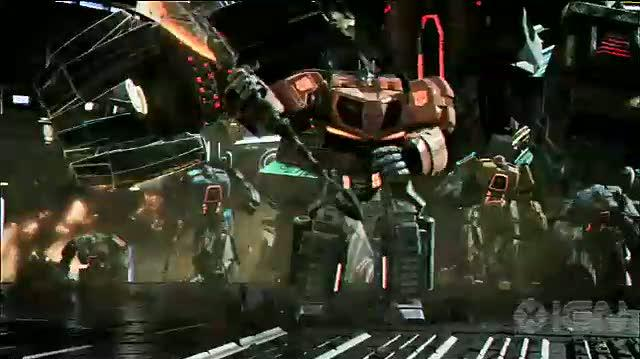Transformers War for Cybertron Xbox 360 Trailer - Teaser Trailer