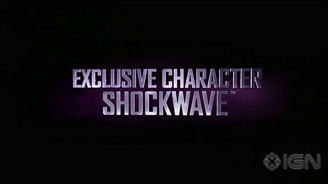 Transformers War for Cybertron Xbox 360 Trailer - Character Vignette Shockwave