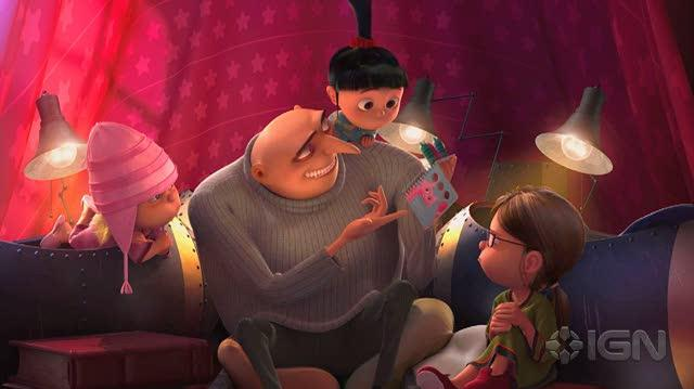 Despicable Me Movie Feature-Behind-the-Scenes - Look Inside