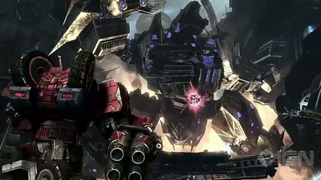 Transformers War for Cybertron X360 - E3 2010 Trailer