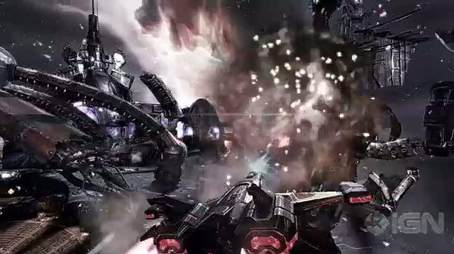 Transformers War for Cybertron X360 - Launch Trailer