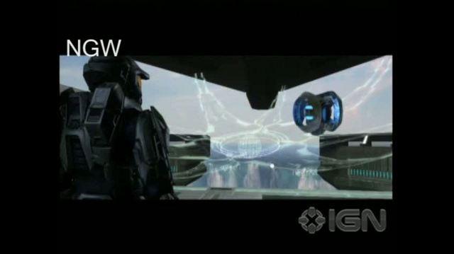 Halo 3 X360 - Walkthrough - Halo 3 - The Ark - Cutscene