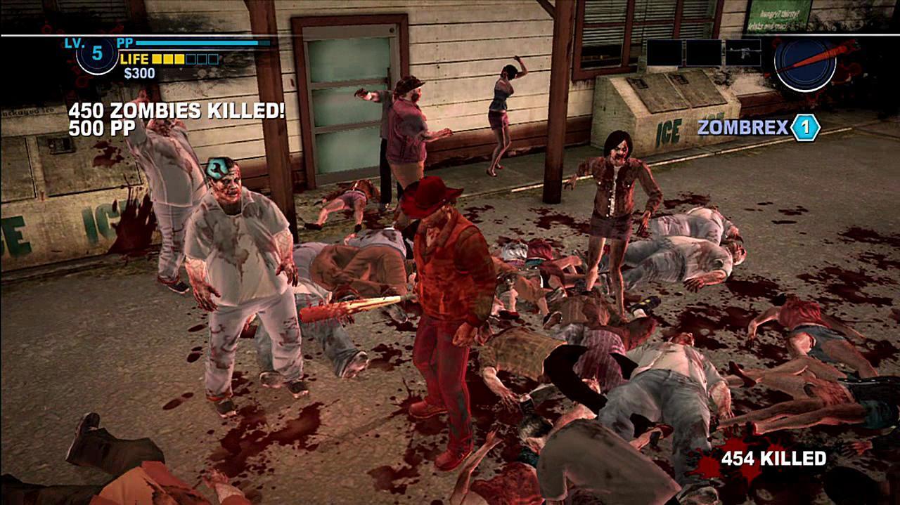 Dead Rising 2 Case Zero Zombie Slayer Video
