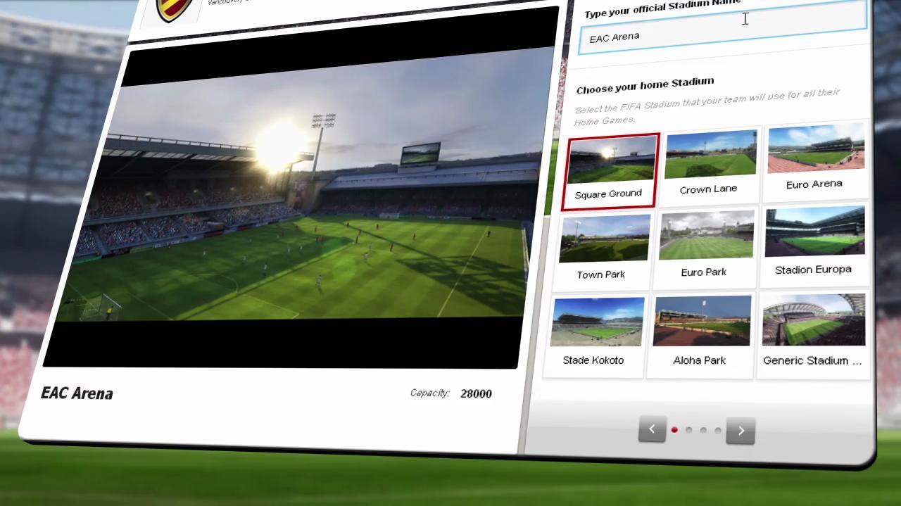 FIFA 11 Creation Center Tutorial Video