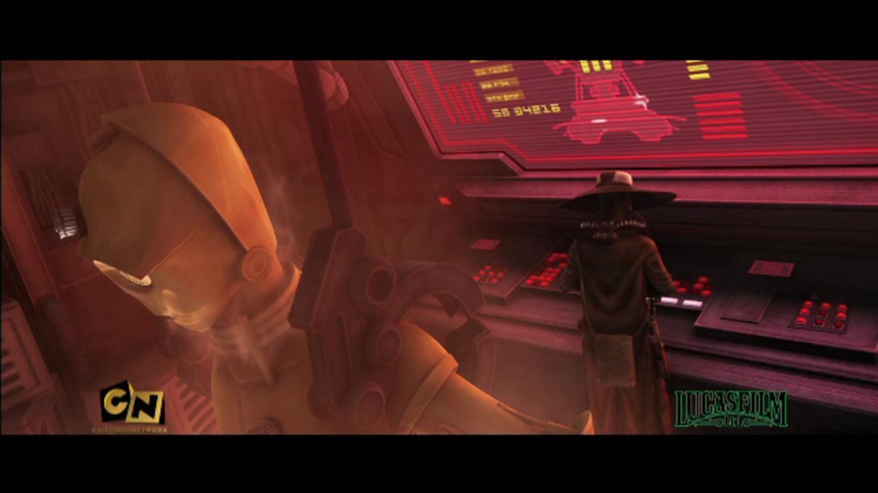Cad Bane Questions C-3PO
