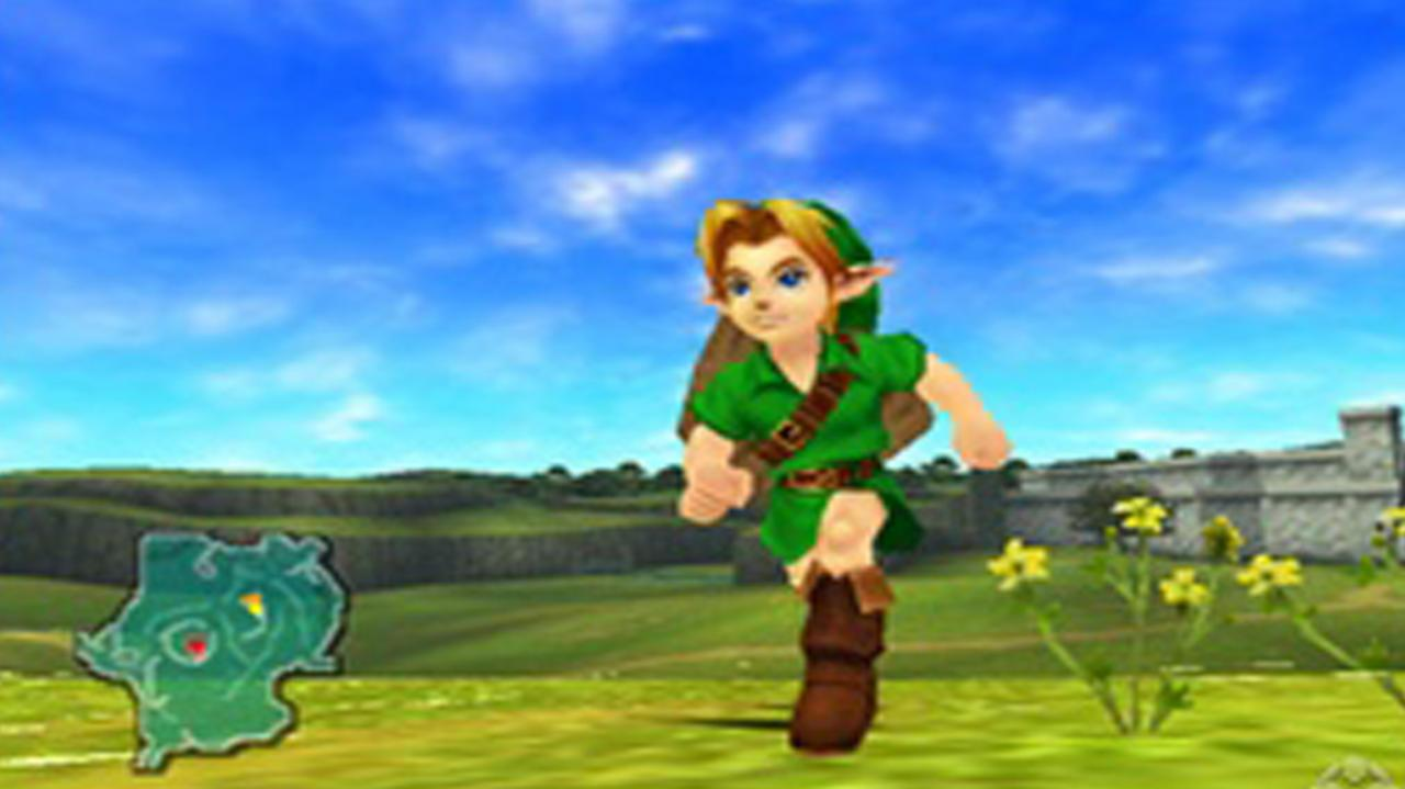 Zelda Ocarina of Time Looking Better Than Ever
