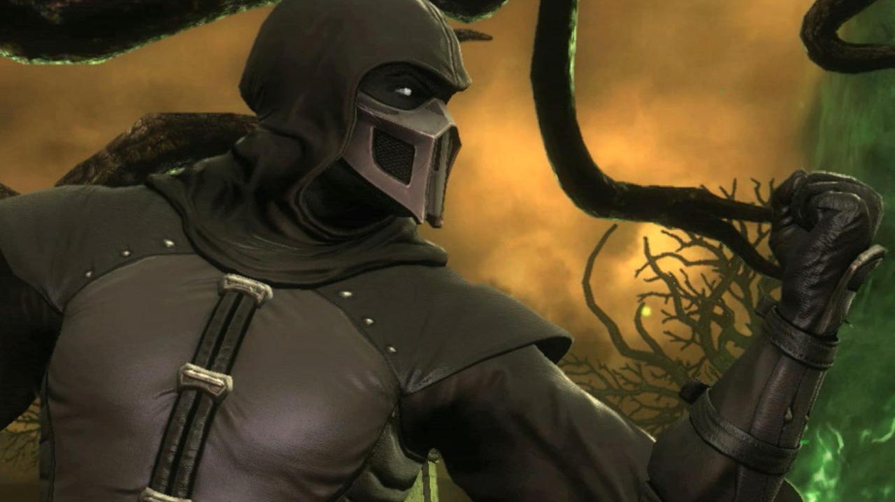 Mortal Kombat Enter Noob Saibot
