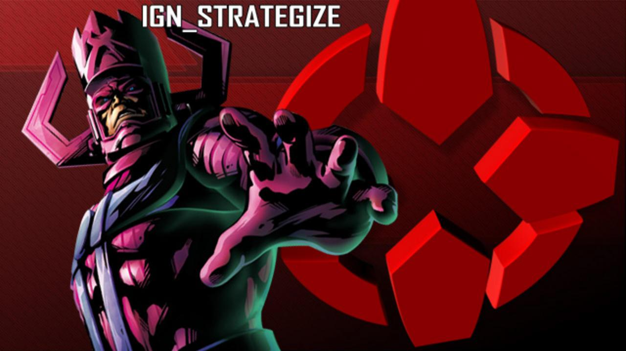 IGN Strategize Beat Galactus in Marvel vs. Capcom 3