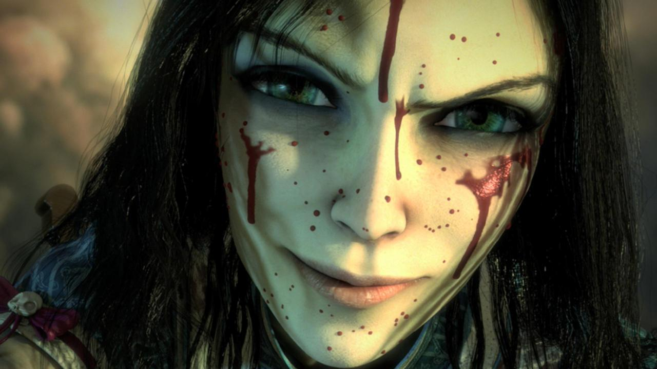 Alice Madness Returns Cinematic Teaser Trailer