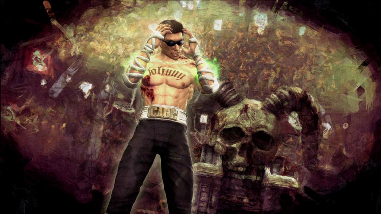 Mortal Kombat Johnny Cage Ending