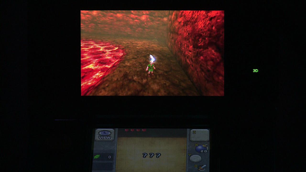 The Legend of Zelda Ocarina of Time 3D – Bosses Gallery One