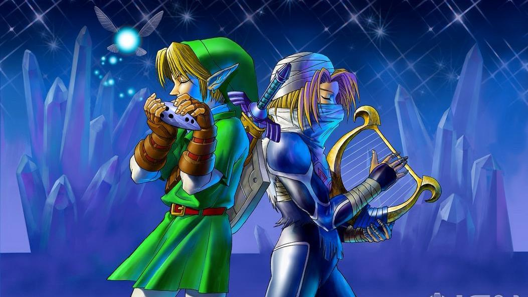 The Legend of Zelda Ocarina of Time 3D – The Fall of Hyrule