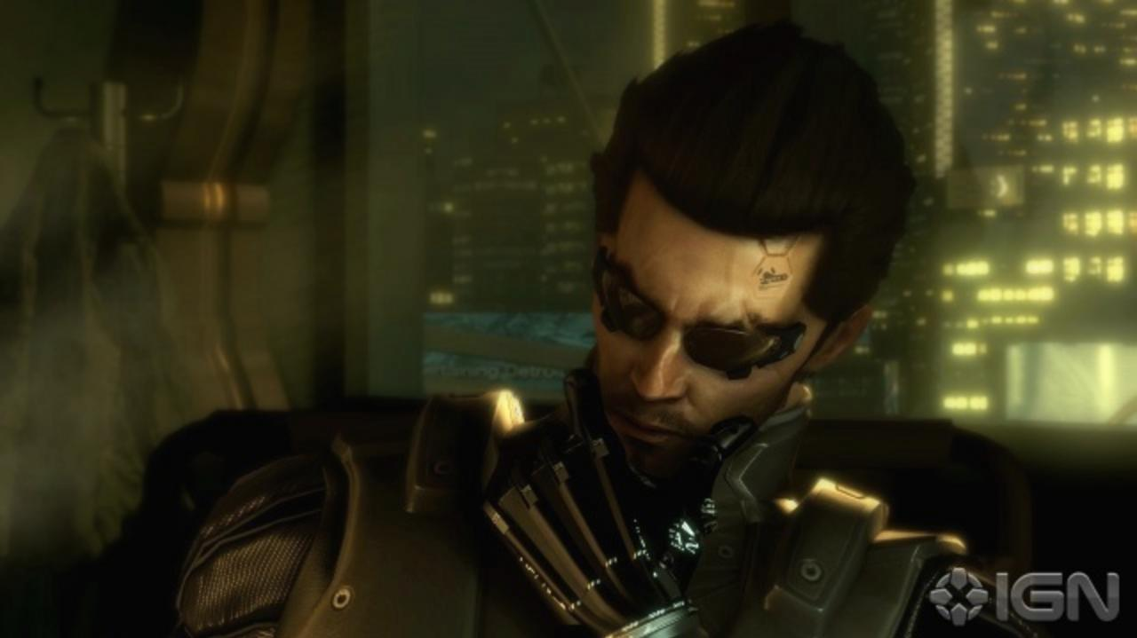 E3 2011 Deus Ex Human Revolution Offscreen Gameplay Part 3