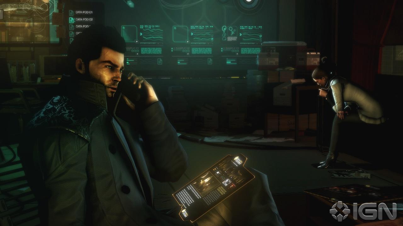 Deus Ex Human Revolution - Cities