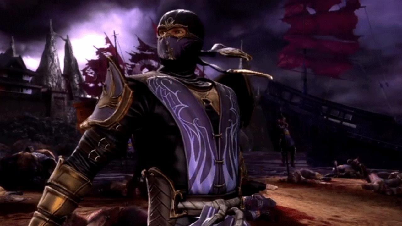 Mortal Kombat Rain's Story Trailer