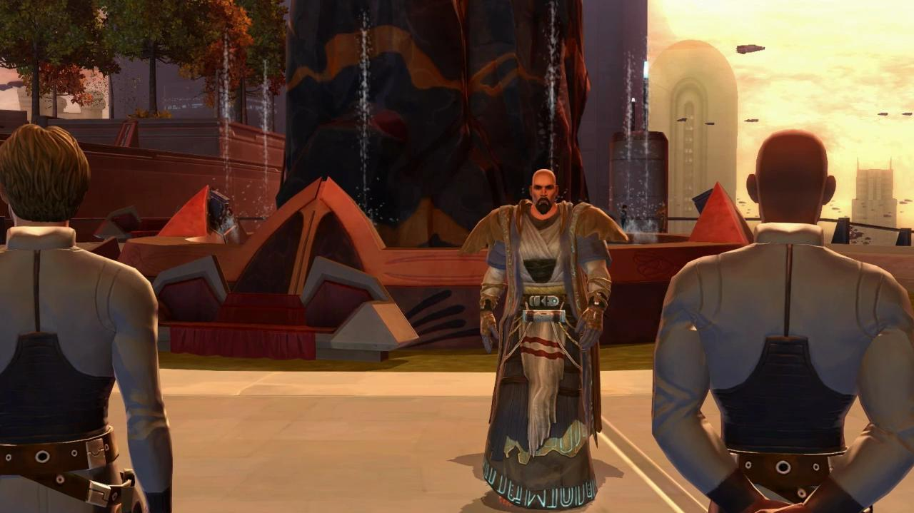 Star Wars The Old Republic - The Jedi Consular
