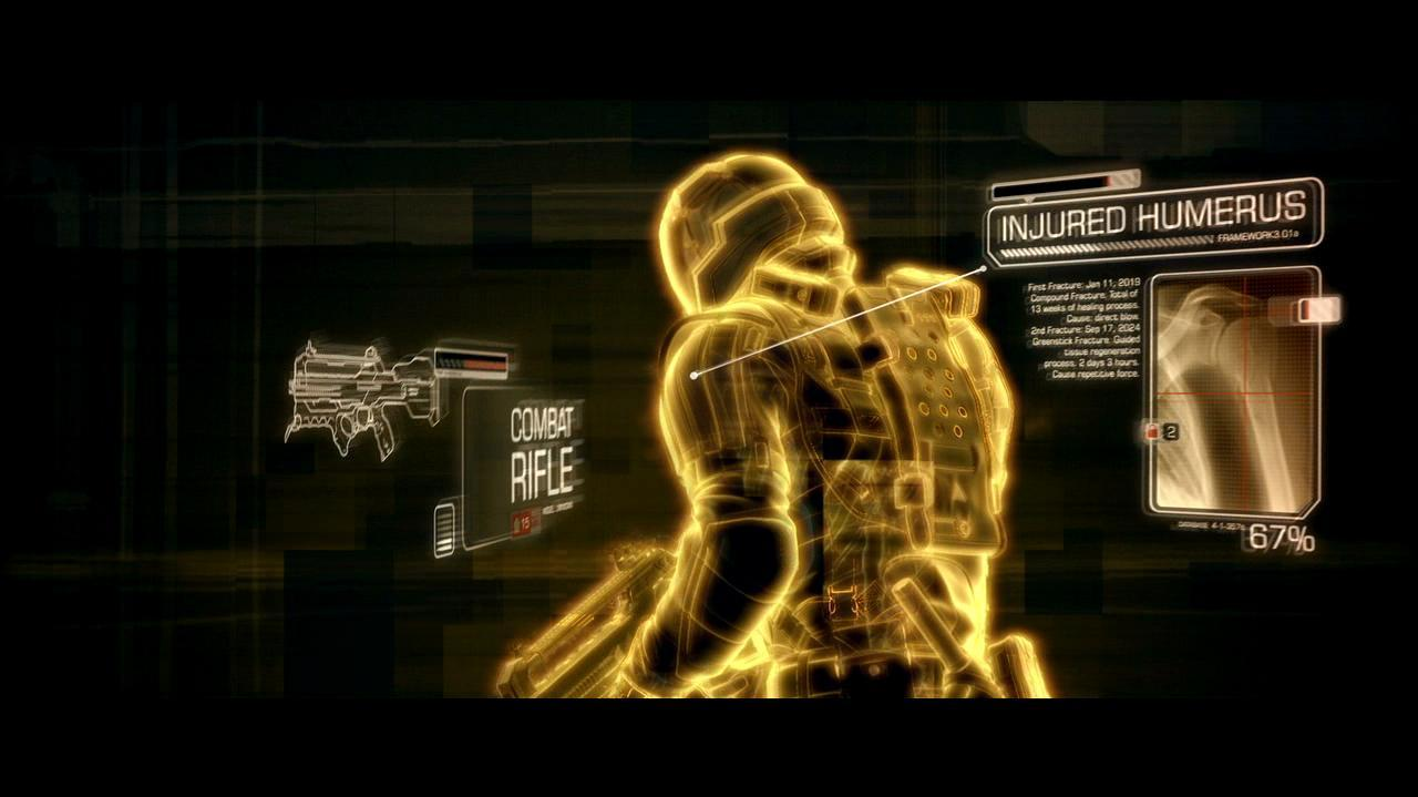Deus Ex Human Revolution - Augmentation