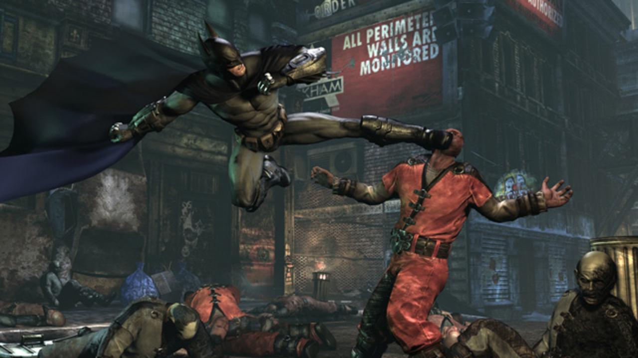 Batman Arkham City - Video Review