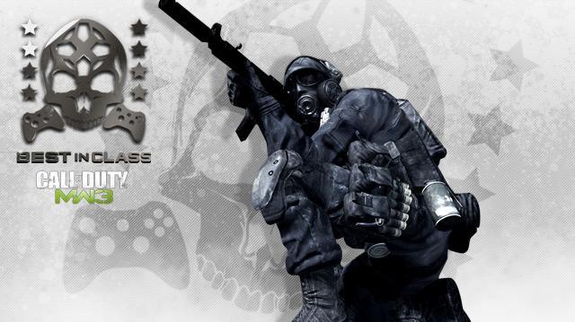 Best in Class Modern Warfare 3 Stealth Loadout