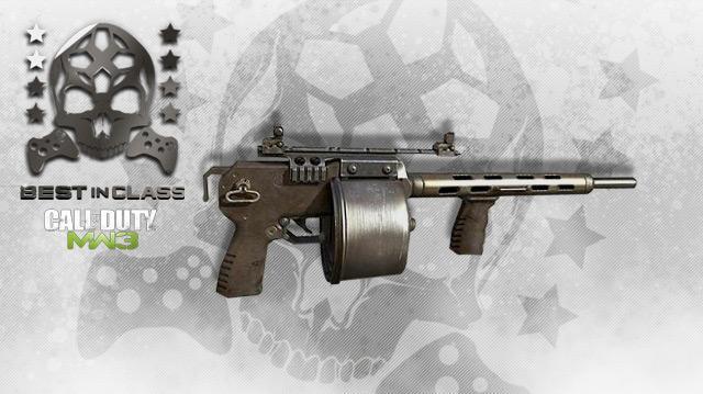 Best in Class Modern Warfare 3 Shotgun Loadout