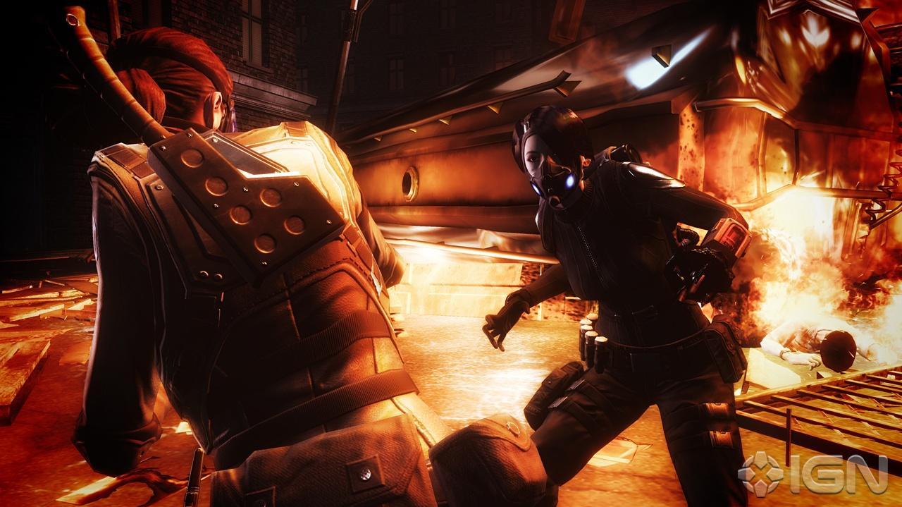 Resident Evil Operation Raccoon City - Triple Impact Trailer