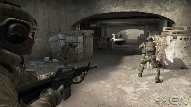 Counter-Strike Evolution of de dust