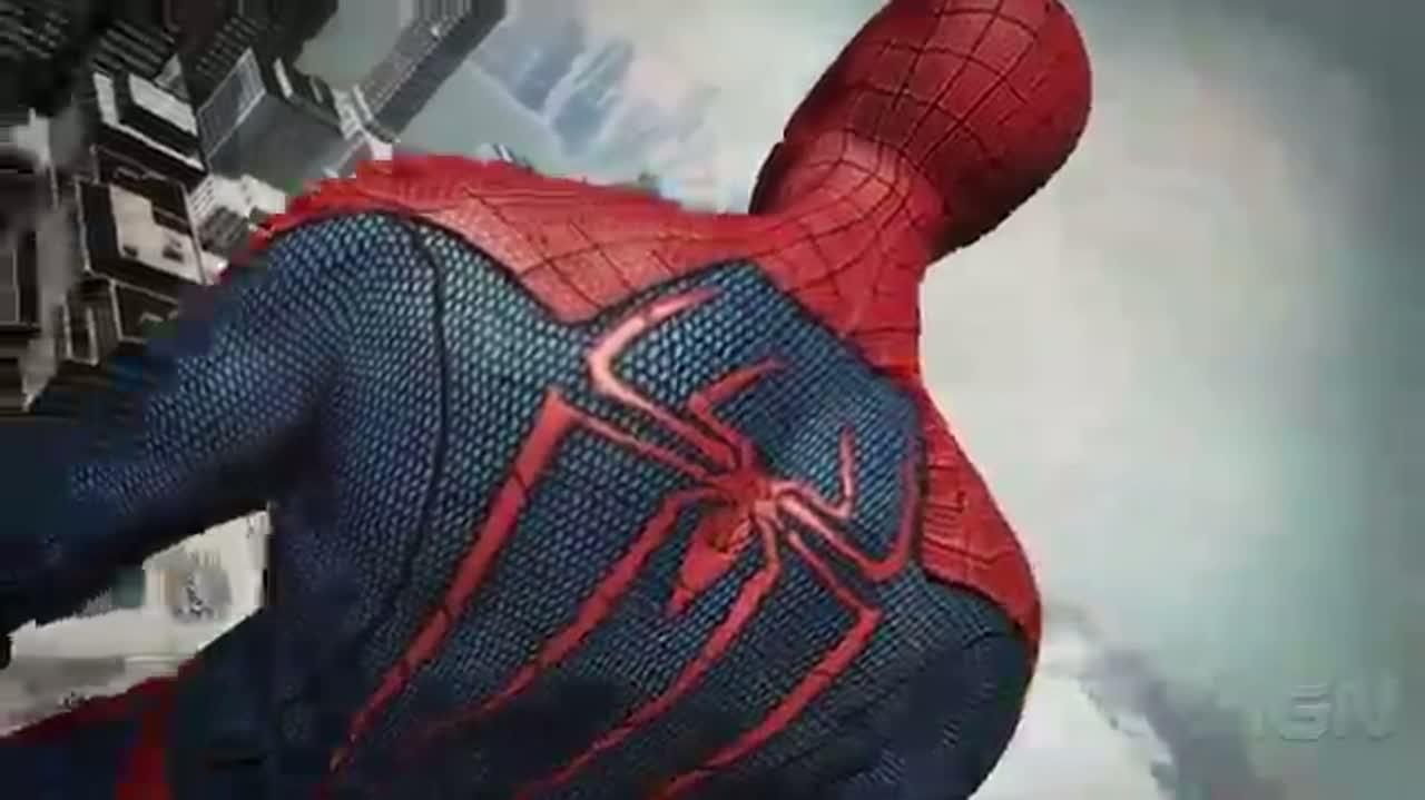 The Amazing Spider-Man Spidey Teaser Trailer