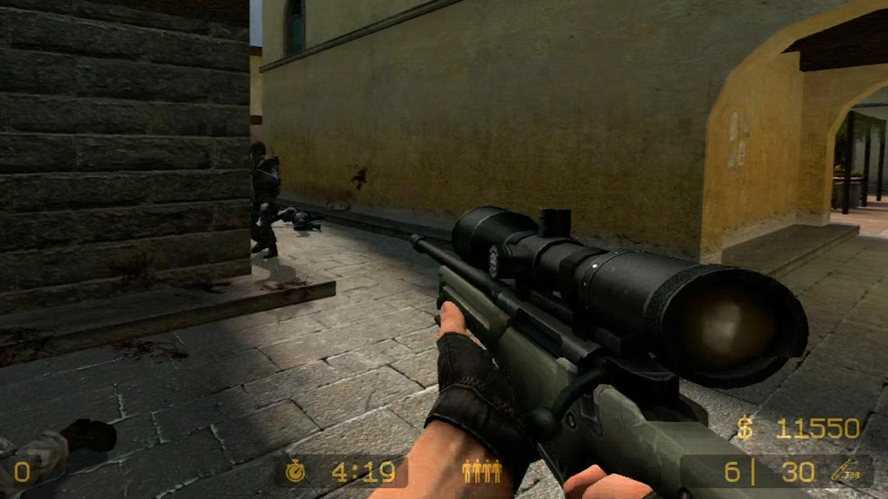 84 AWP Sniper (Counter Strike) - IGN's Top 100 Video Game Weapons