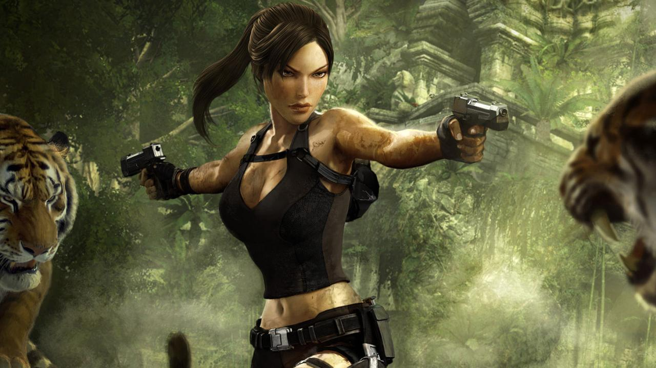 97 Dual Pistols (Tomb Raider) - IGN's Top 100 Video Game Weapons