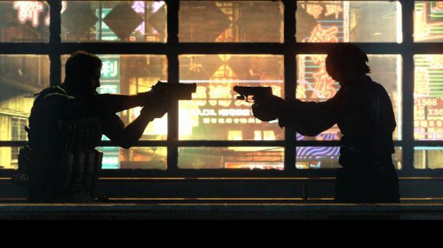 Resident Evil 6 C-Virus Trailer