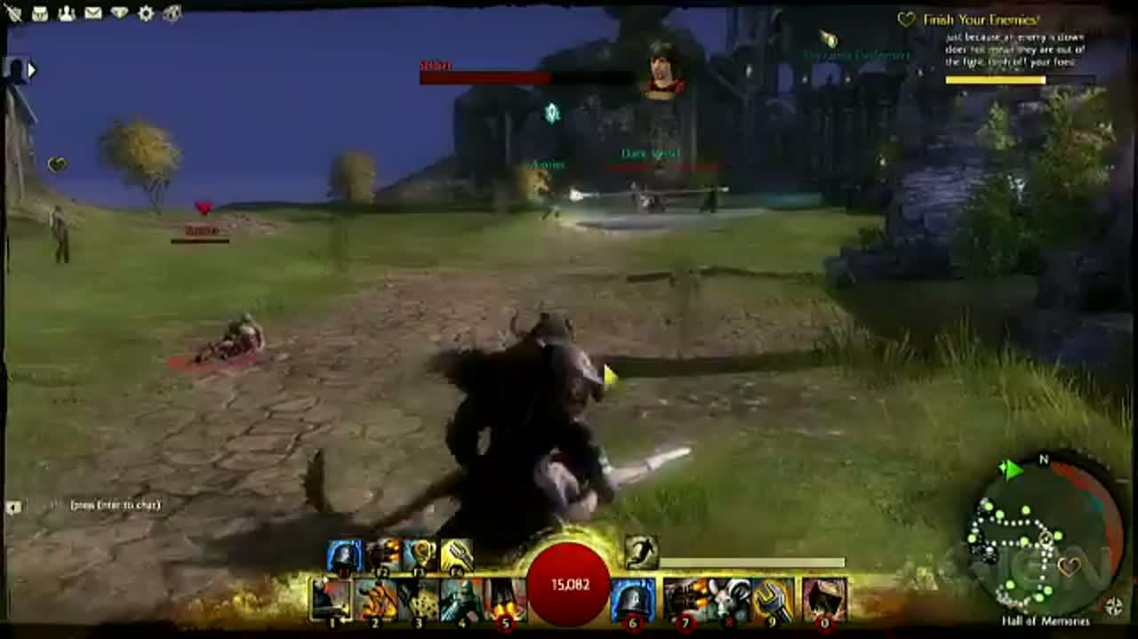 Guild Wars 2 Engineer Commentary