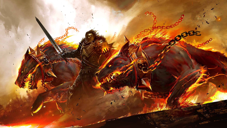 Guild Wars 2 Gendarran Fields Commentary