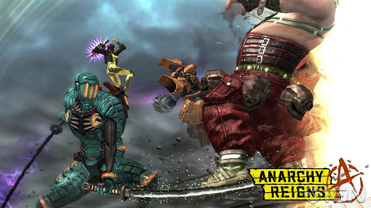 NEWS Anarchy Reigns Delayed