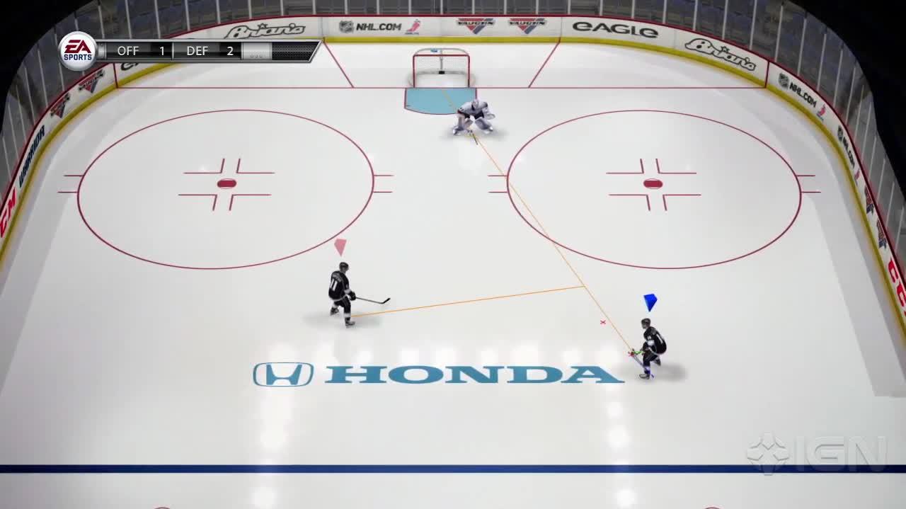 Focusing on Goaltenders in NHL 13