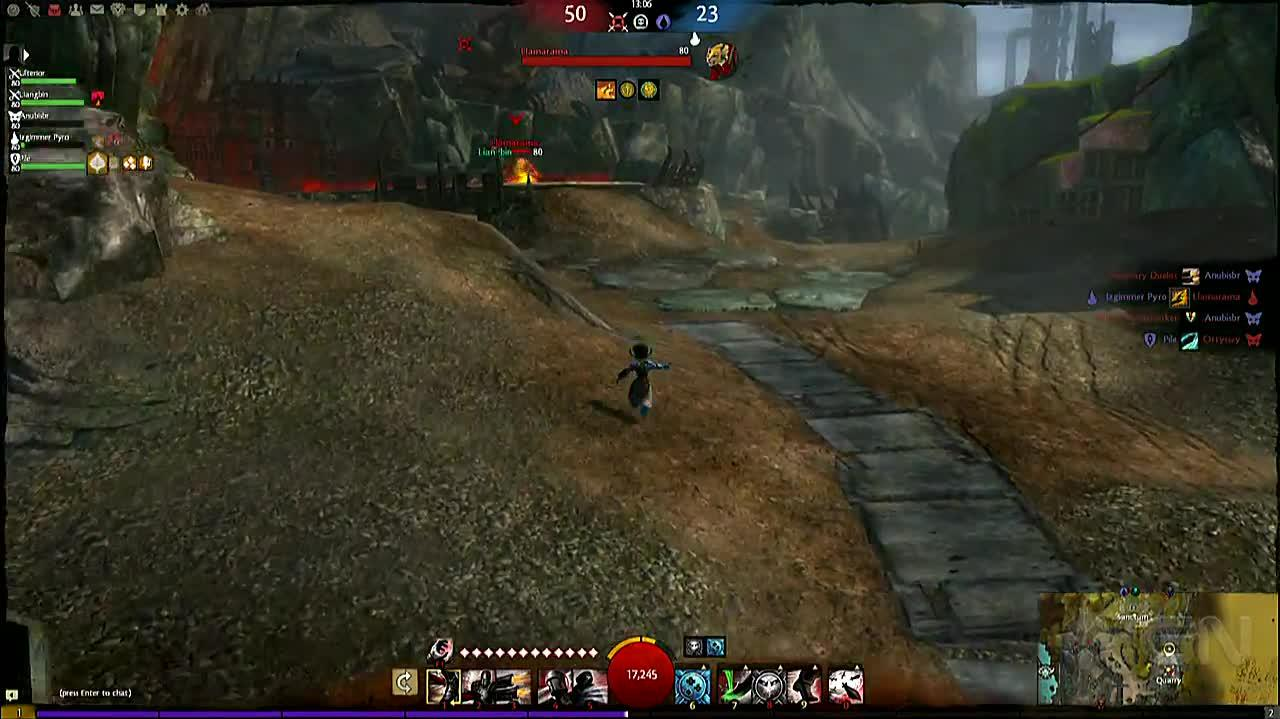 Guild Wars 2 Legacy of the Foefire Commentary