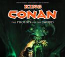 King Conan The Phoenix on the Sword. Graphic Novel.