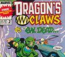 Dragon's Claws Vol 1 2