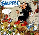 "VicGeorge2K9/""The Clockwork Smurf"" comic book fan adaptation"