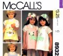 McCall's 8932 A