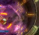Asteroid Coaster sub-boss