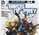 Birds of Prey Vol 3 0