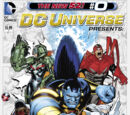 DC Universe Presents Vol 1 0