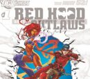Red Hood and the Outlaws Vol 1/Textless Cover Images
